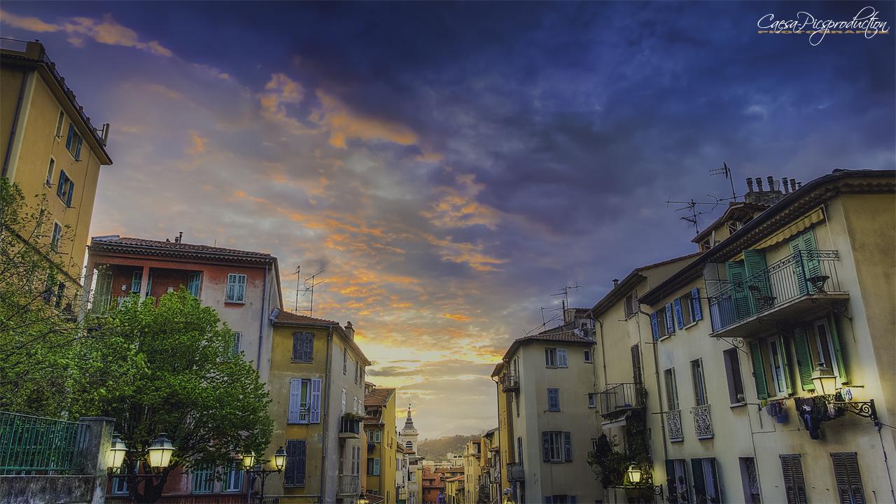 Nice Rue Rossetti