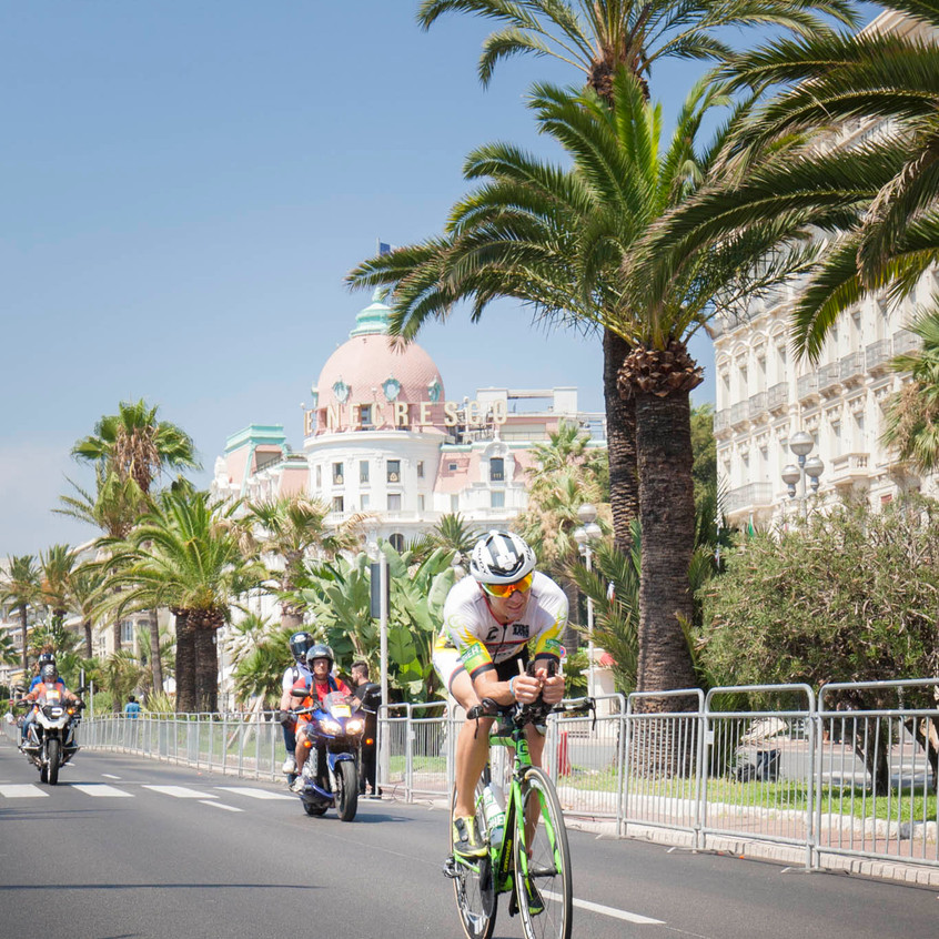 IronMan France Nice 2017 By Caesa