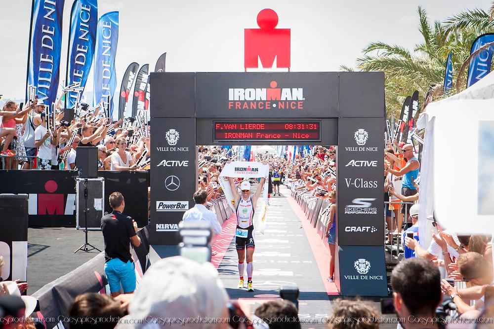 Van Lierde, Frederik IronMan France Nice 2017 Caesapicsproduction.com