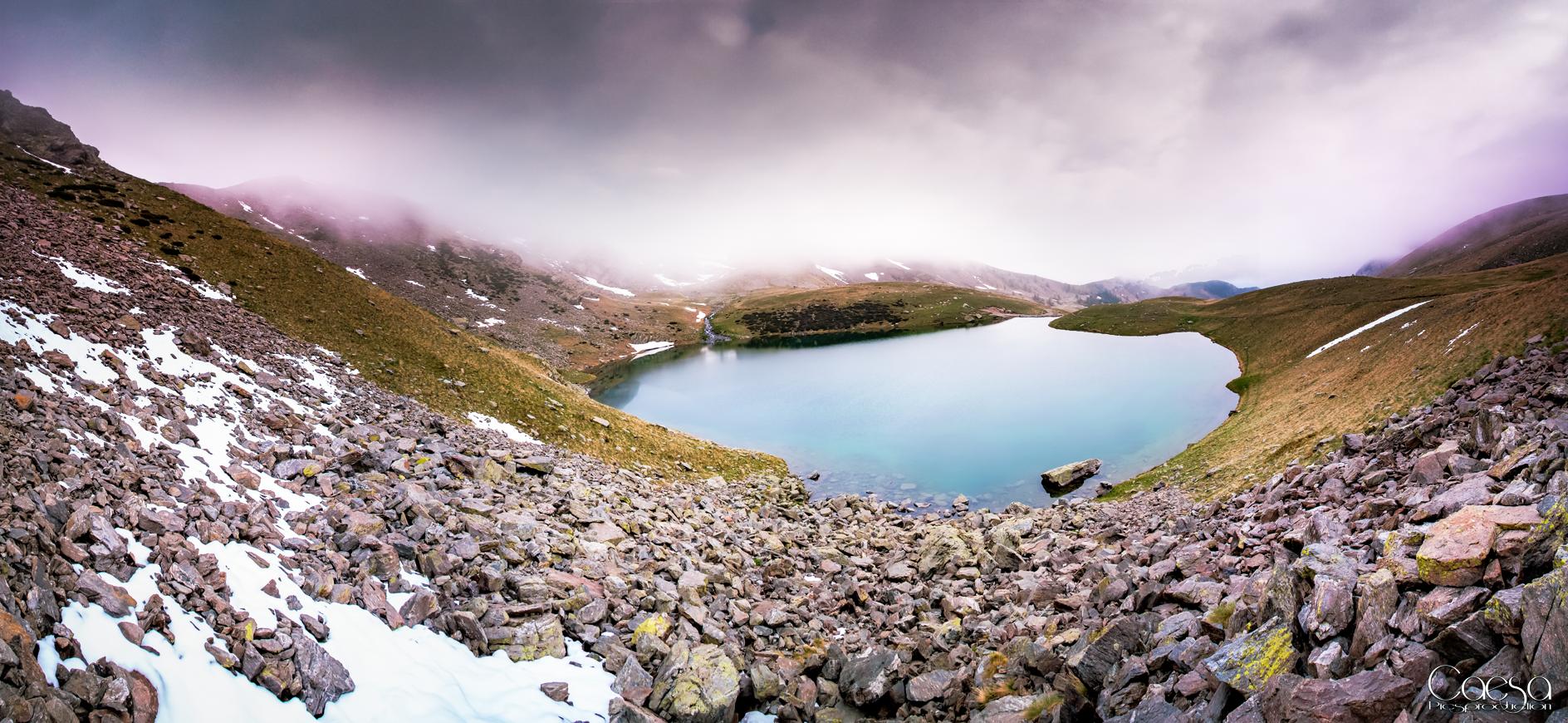 Lac petit Mercantour