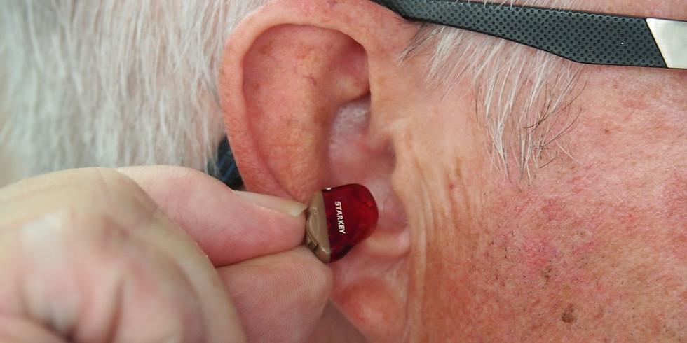Perte auditive et troubles de la mémoire