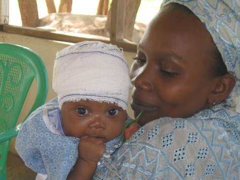 Clean Birthing Kits at MedShare