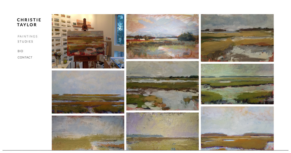 Christie Taylor Paintings