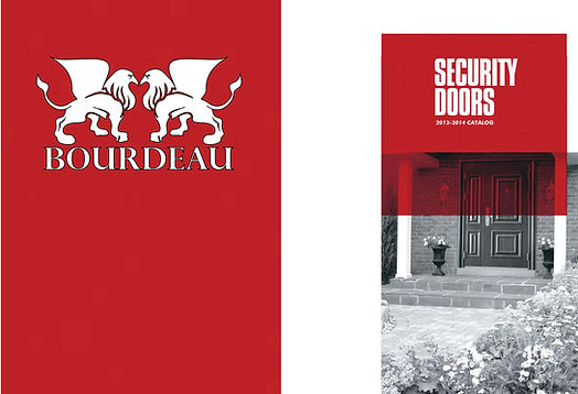 BOURDEAU-GRIFFIN 2017 Doors Catalogue ex