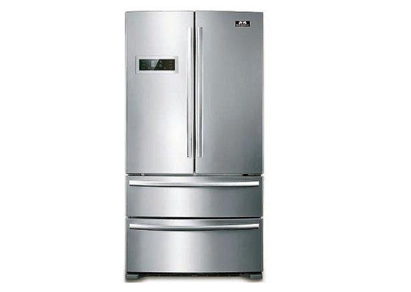 BGF3601F  2-DrawerStainlessSteel Refrigerator