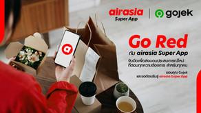 AirAsia ซื้อกิจการ Gojek (ประเทศไทย) ต่อยอด AirAsia Super App