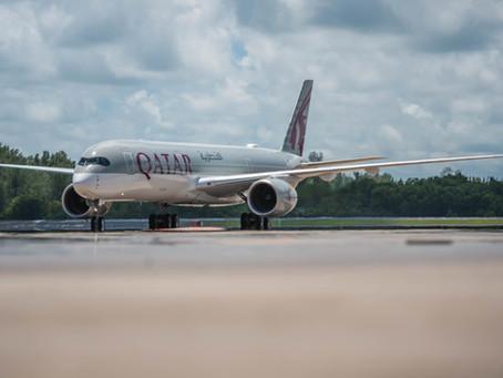 """กาตาร์ แอร์เวย์ส คว้ารางวัล """"สายการบินยอดเยี่ยมแห่งปี"""" จากแอร์ไลน์เรตติงส์ ประจำปี 2021"""