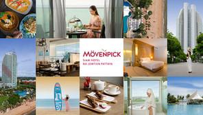 [รีวิว] Mövenpick Siam Hotel Na Jomtien Pattaya โรงแรมเมอเวนพิค สยาม โฮเทล นาจอมเทียน พัทยา