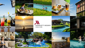 [รีวิว] Hua Hin Marriott Resort & Spa เติมเต็มวันพักผ่อนที่โรงแรมหัวหิน แมริออท รีสอร์ท และ สปา