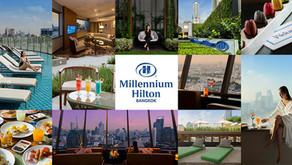 [รีวิว] Millennium Hilton Bangkok พักโรงแรมหรูริมแม่น้ำเจ้าพระยาที่มิลเลนเนียม ฮิลตัน กรุงเทพฯ