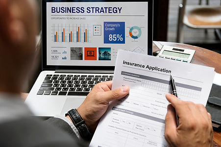 business-man-insurance-application-form-