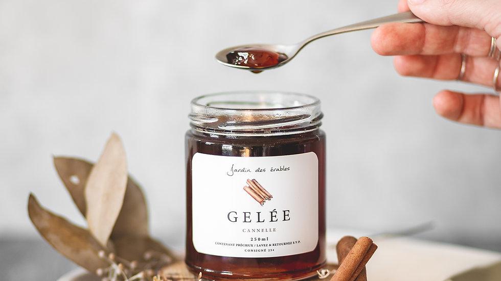 Gelée d'Érable & Cannelle