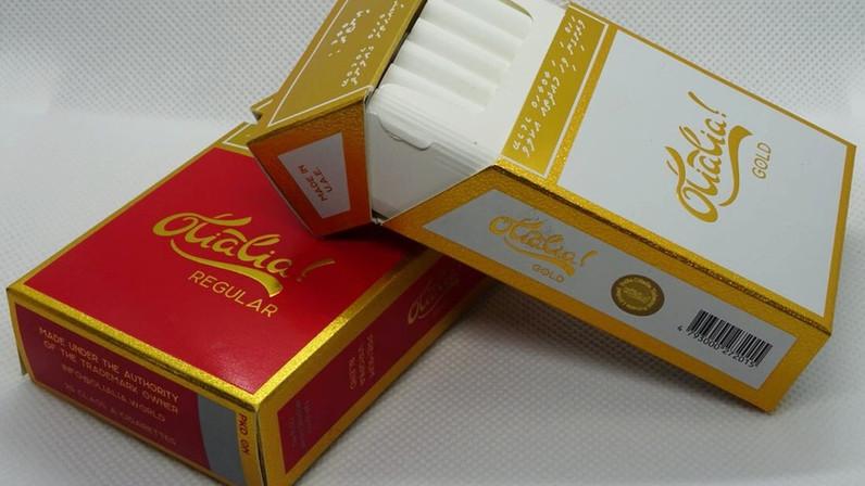Olialia Cigarettes
