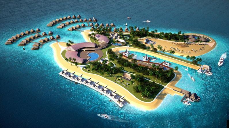 Olialia Island Resort Maldives