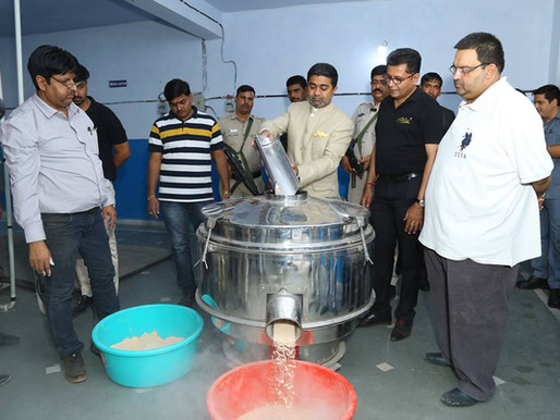 Olialia Pan Masala commences production from Faridabad Factory