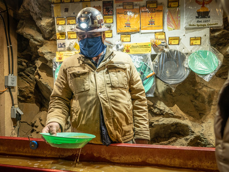 Dave Mosch Lives Colorado Mining History Every Day