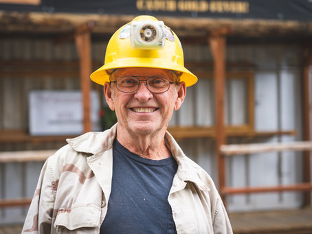 Meet Jerry Jensen – an Expert on Mining History and Panning for Gold in Colorado