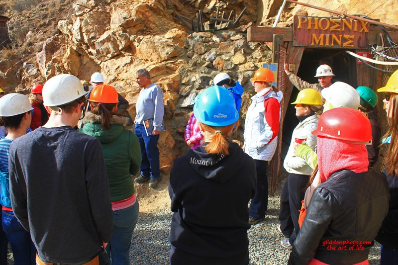 Phoenix Gold Mine | Colorado Gold Mine Tours | Gold Panning |