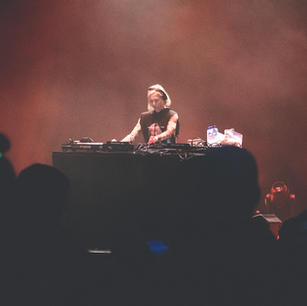 Ellen Allien (D) / Lyse Netter 2019
