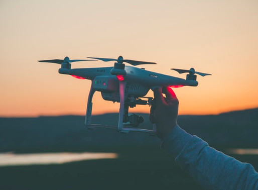 Drones Have Revolutionized Aerial Photography. Here's How.