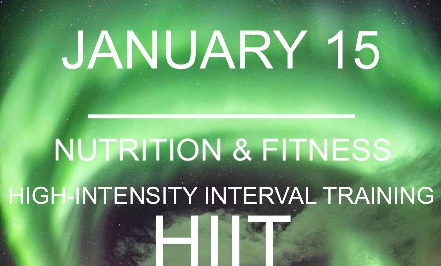 Health: High Intensity Interval Training