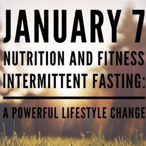 Health: Intermittent Fasting