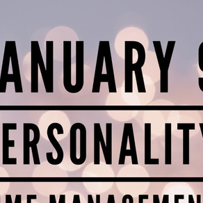 Personality: Time Management Secrets