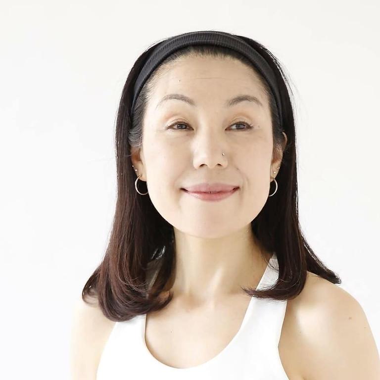 ファンライフフェスティバル 「みんなハマる瞑想」講師Naomi(チャリティー)