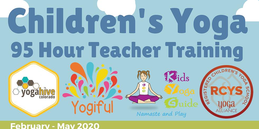 Children's Yoga 95 Hour Teacher Training!
