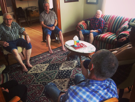 Veterans find Relief with Acupuncture, Support and Camaraderie