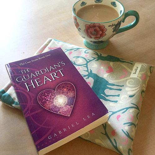 Sweet Heart BookBud book sleeve