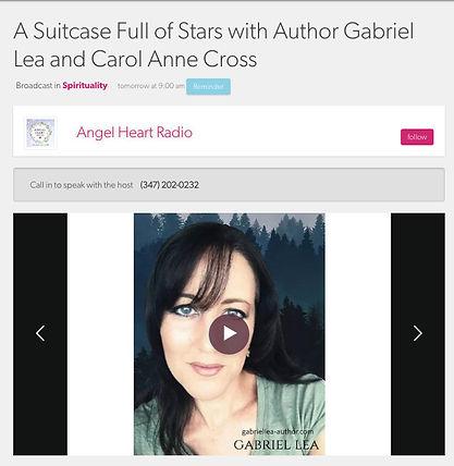 Gabriel Lea author interview