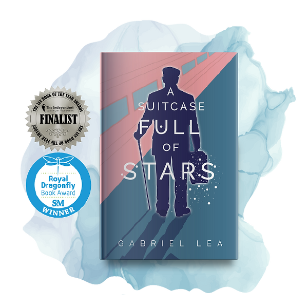 A Suitcase Full of Stars - Inspirational fiction by Gabriel Lea