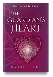 The Guardian's Heart YA fantasy book by Gabriel Lea