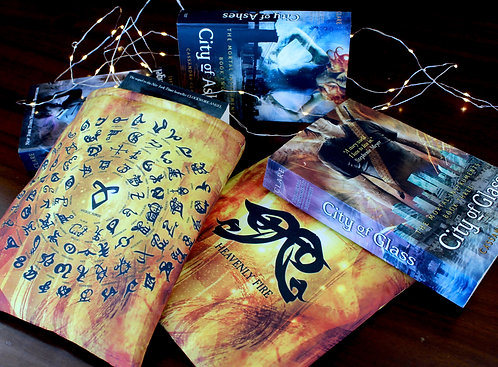The Mortal Instruments BookBud Book Sleeve