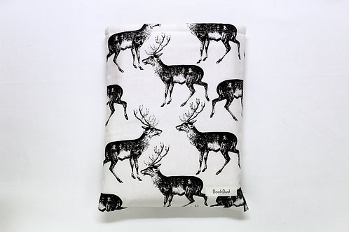 Stag BookBud book sleeve