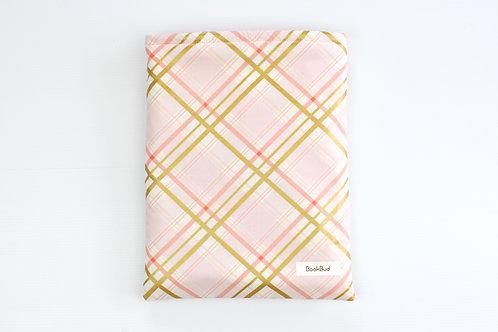 Royal Blush BookBud book sleeve