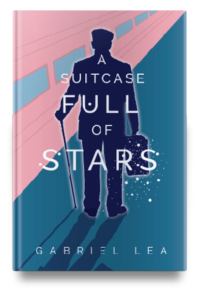 A Suitcase Full of Stars by Gabriel Lea