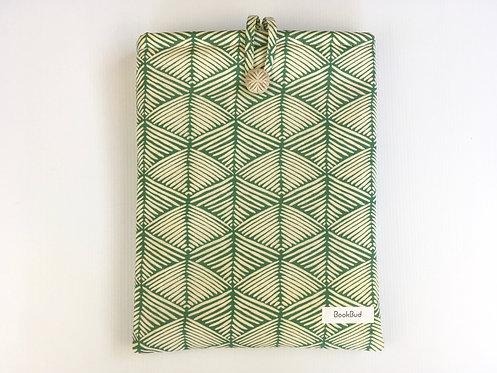 Sea Grass BookBud book sleeve