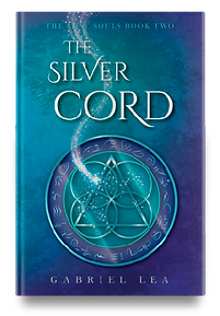 The Silver Cord YA fantasy book