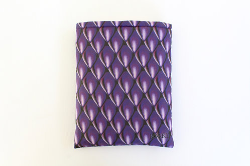 Dragon Scales Amesthyst BookBud Book Sleeve
