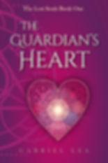 YA fantasy romance book, The Guardian's Heart by Gabriel Lea