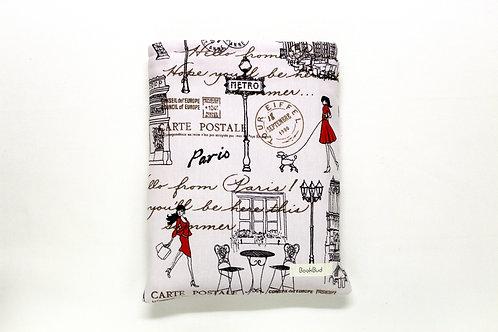 Oo La La BookBud book sleeve
