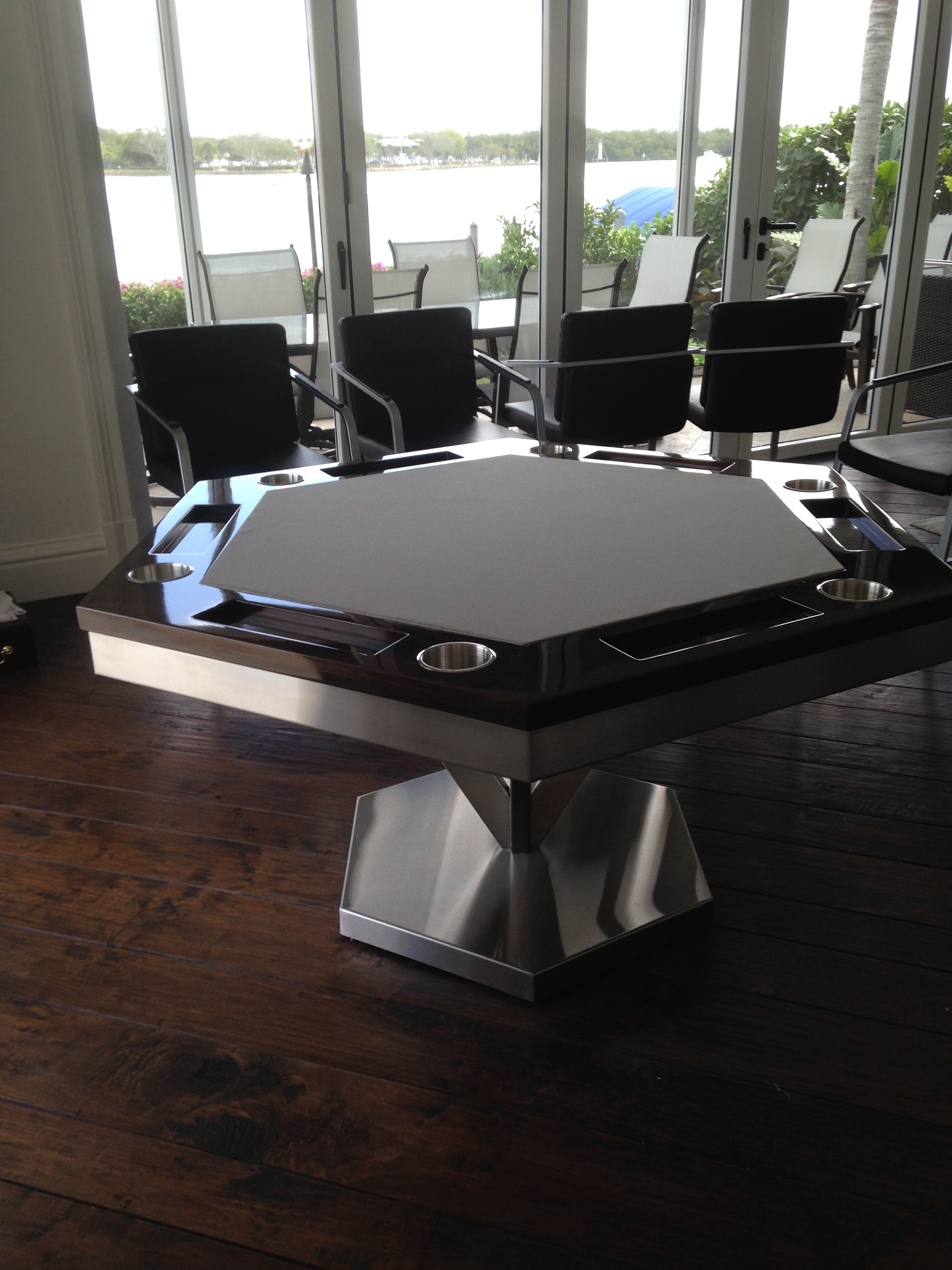 Naples Card Table