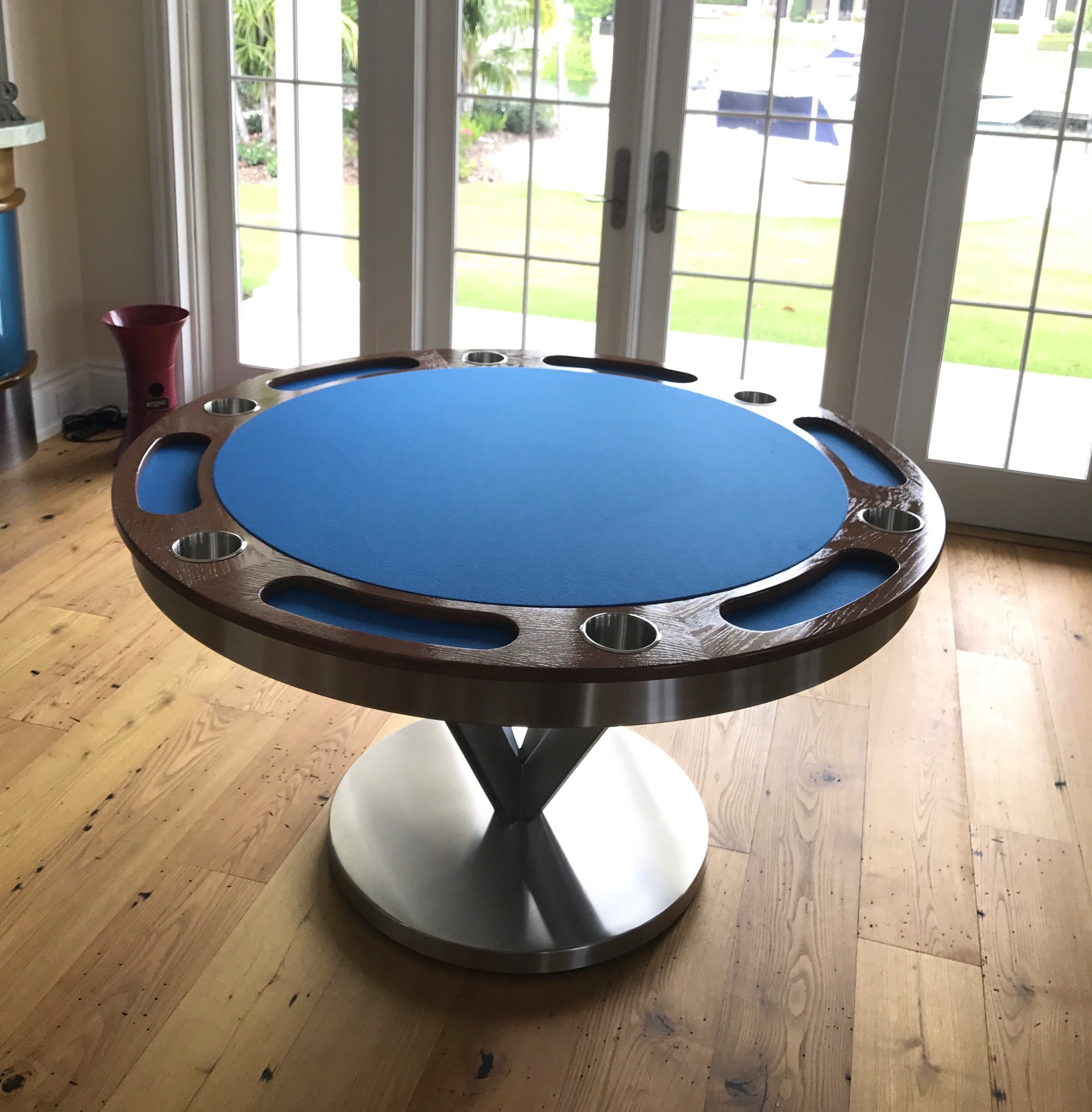 The Miami Card Table