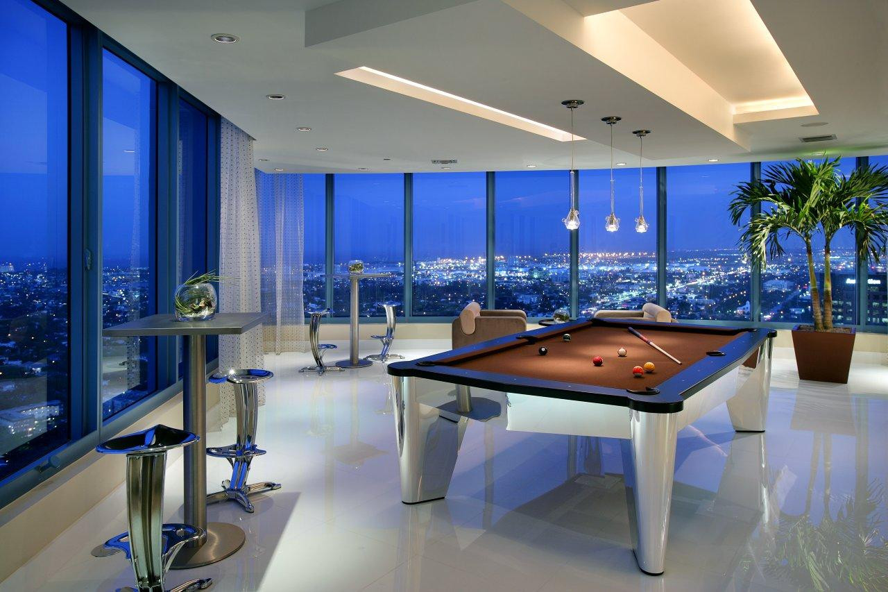 Mitchell Pool Tables | Made In USA | Contemporary U0026 Modern ...