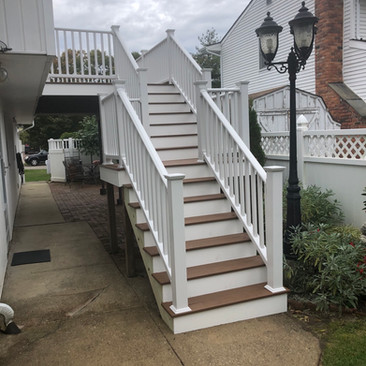 Built Deck (After)