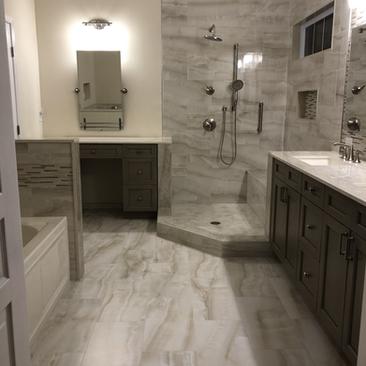 Bathroom Renovation  (After)