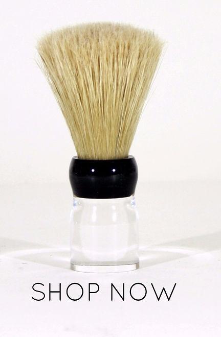 Mens shaving brush