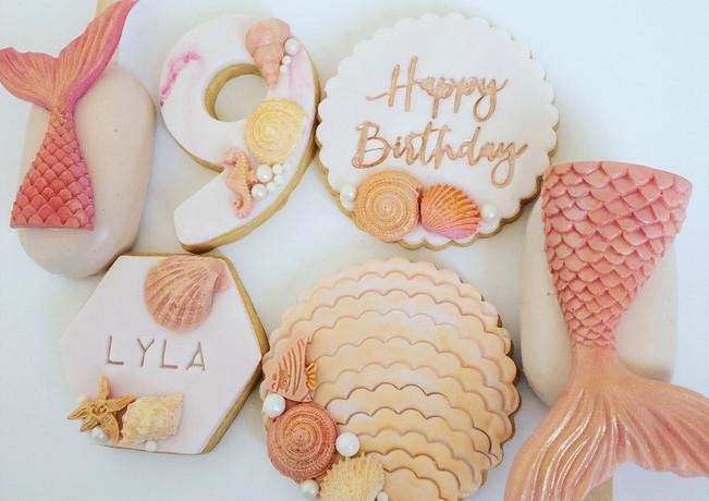 Mermaid Biscuit